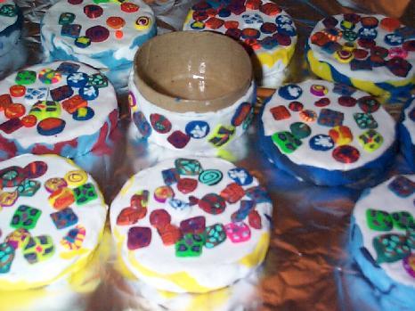 Paper Clay Preschool Clay on Paper Mache